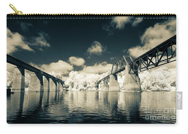 Congaree Trestles Cayce, Sc Carry-all Pouch