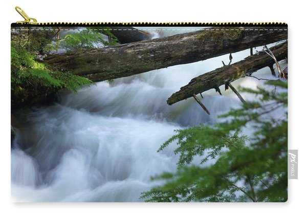 Sprague Creek Glacier National Park Carry-all Pouch
