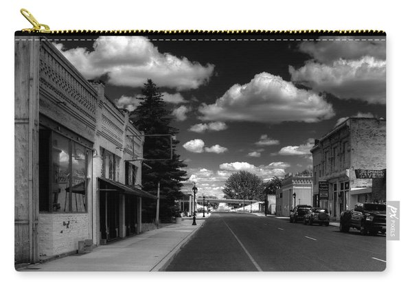 Downtown Sprague Carry-all Pouch