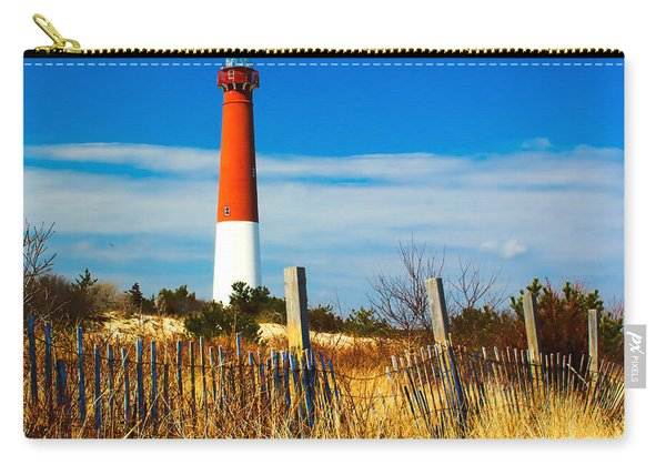 Spring At Barnegat Carry-all Pouch
