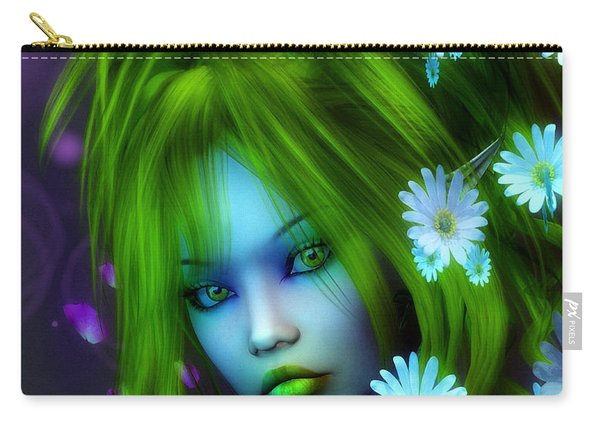Spring Elf Carry-all Pouch