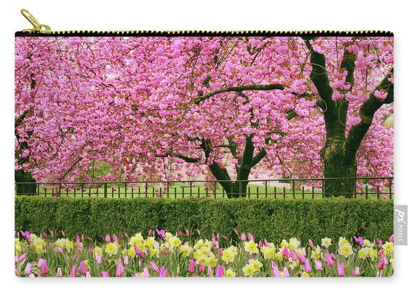 Spring Extravaganza Carry-all Pouch