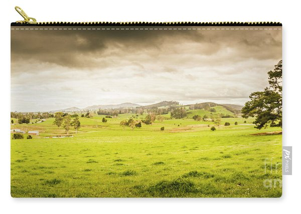 Spring Field In Springfield Carry-all Pouch