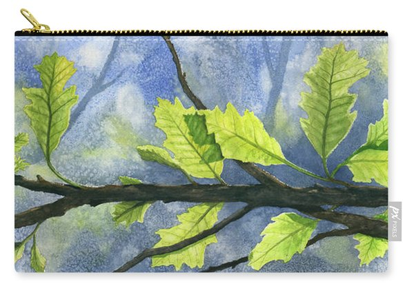 Spring Glitz Carry-all Pouch
