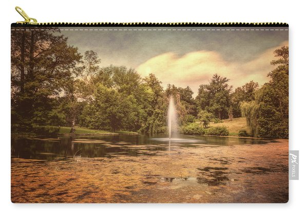 Spring Grove Water Feature Carry-all Pouch