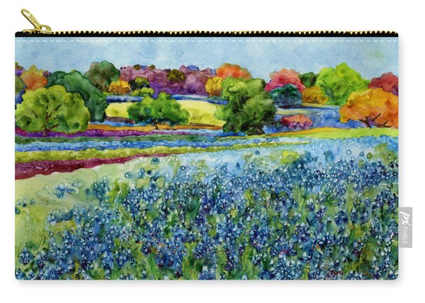 Spring Impressions Carry-all Pouch
