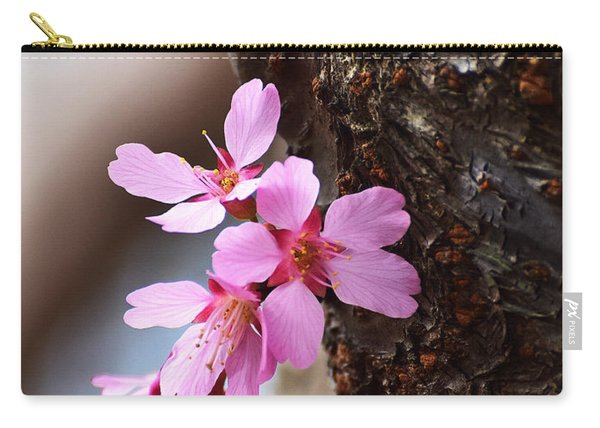 Spring Is Beginning Carry-all Pouch
