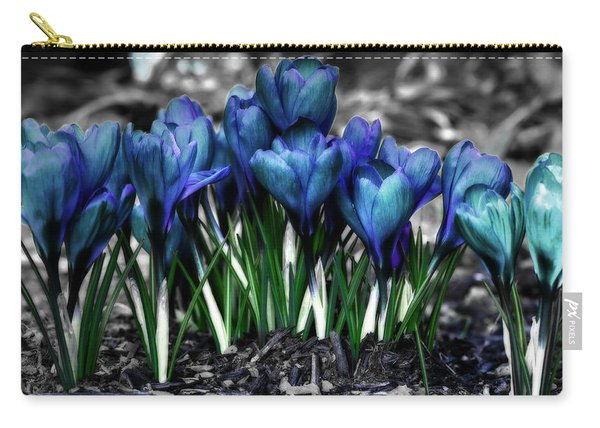 Spring Rebirth Carry-all Pouch