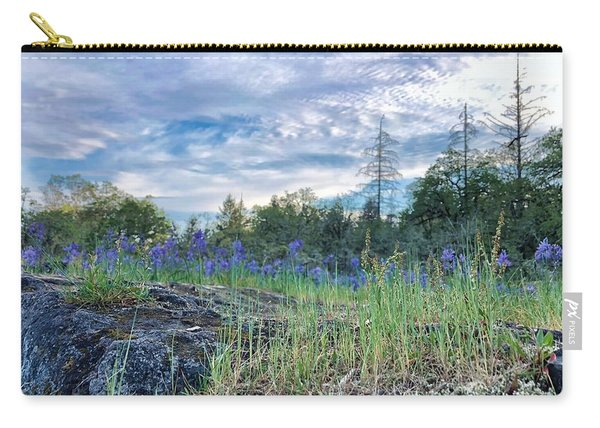 Spring Sky Carry-all Pouch