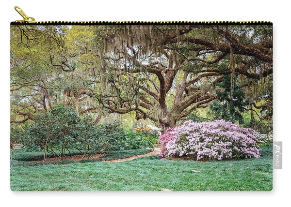 Spring Azaleas In Florida Carry-all Pouch