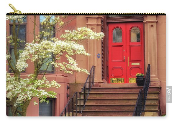 Bushnell Park Brownstone Carry-all Pouch