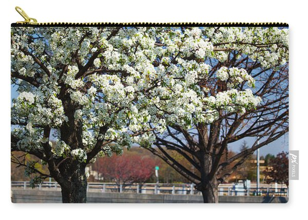 Spring Time In Westport Carry-all Pouch
