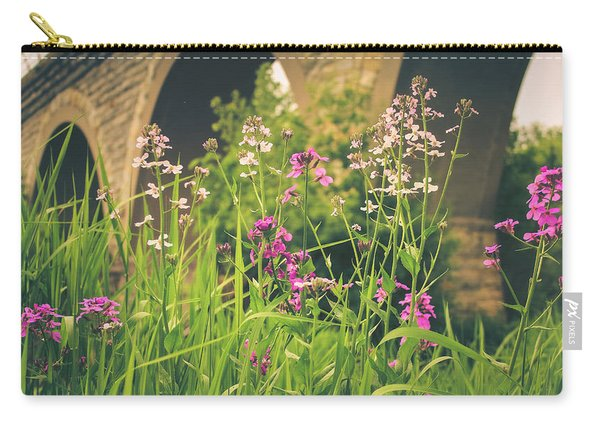 Spring Under The Arches Carry-all Pouch