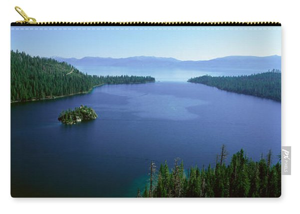 Springtime At Emerald Bay, Lake Tahoe Carry-all Pouch