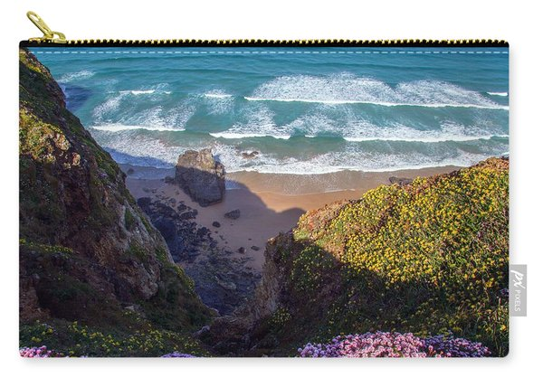 Springtime In Cornwall Carry-all Pouch