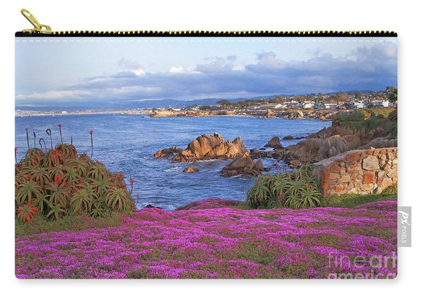 Springtime In Pacific Grove Carry-all Pouch