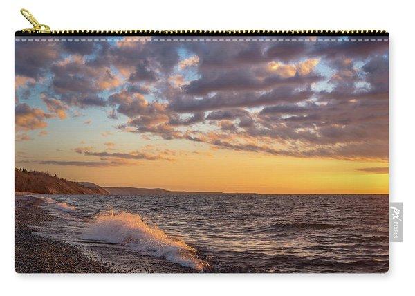 Springtime On Agate Beach Carry-all Pouch