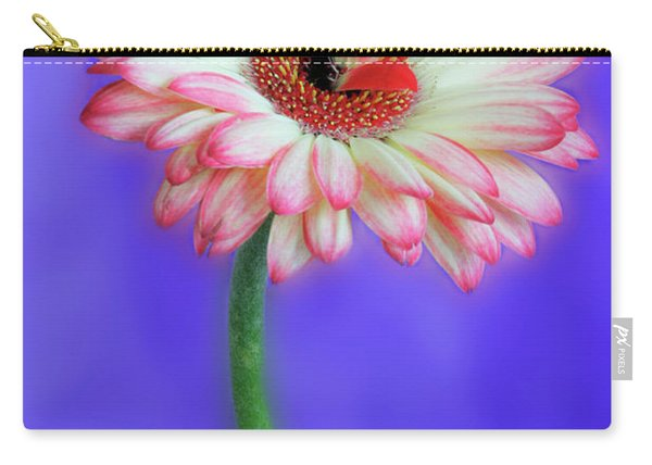 Sprouting Dahlia Carry-all Pouch