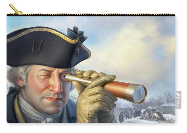 Spymaster George Carry-all Pouch