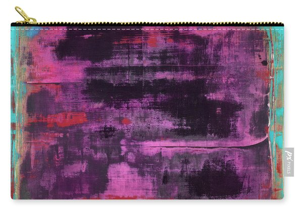 Art Print Square1 Carry-all Pouch