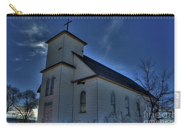 St Agnes Carry-all Pouch