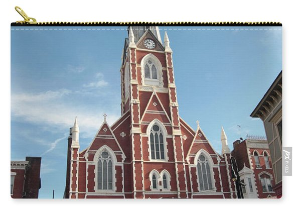 St Anthony Of Padua Church Carry-all Pouch