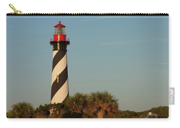 St. Augustine Lighthouse #3 Carry-all Pouch