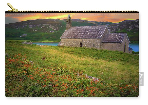 St. Brendan The Navigator Church Of Ireland In Crookhaven Carry-all Pouch