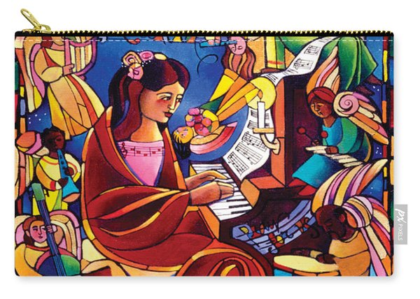 St. Cecilia - Mmcca Carry-all Pouch