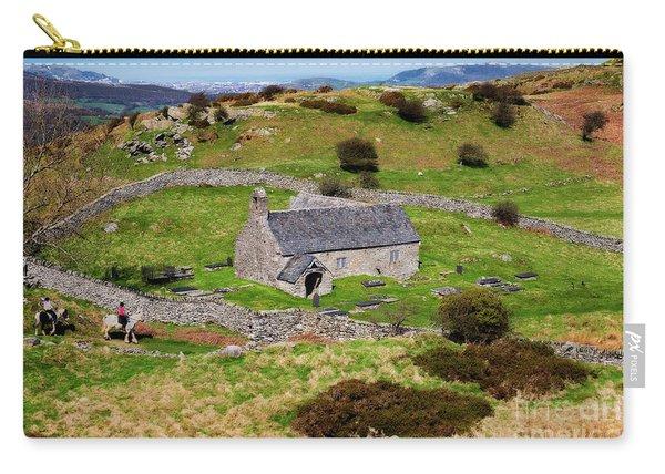 St Celynnins Old Church, Llangelynnin Carry-all Pouch