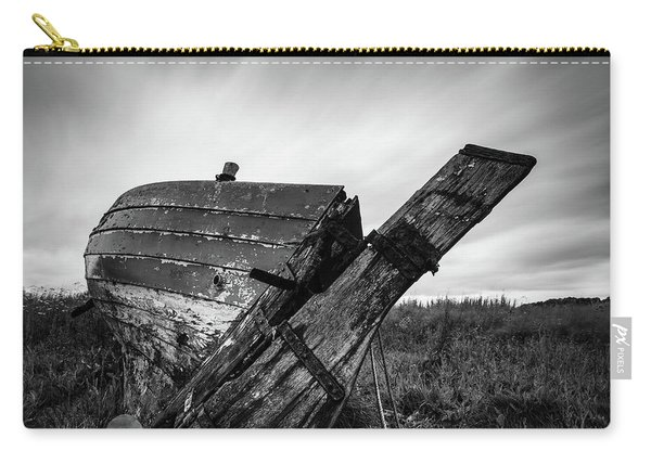 St Cyrus Wreck Carry-all Pouch