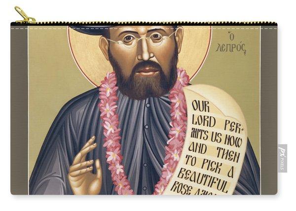 St. Damien The Leper - Rldtl Carry-all Pouch