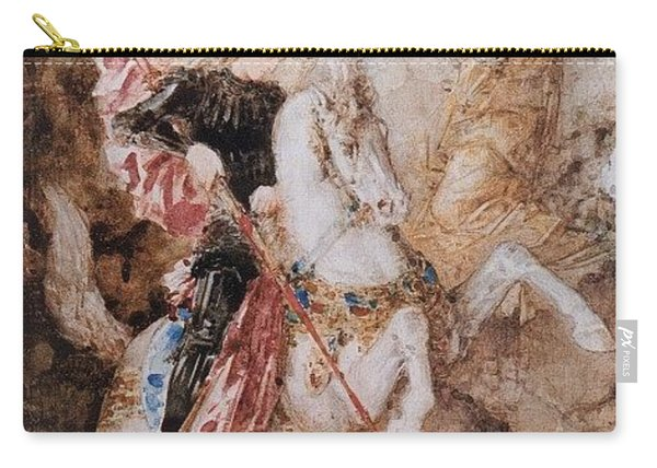 St George 1869 Gustave Moreau Carry-all Pouch