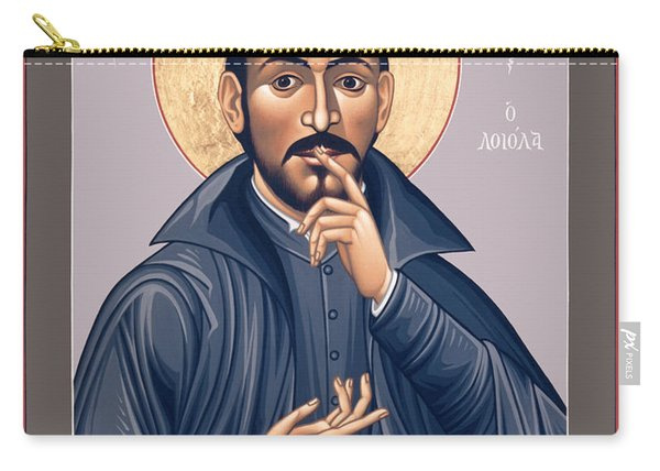 St. Ignatius Loyola - Rligl Carry-all Pouch