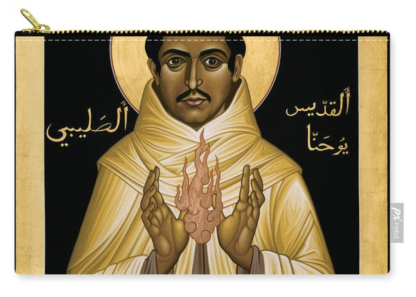 St. John Of The Cross - Rljdc Carry-all Pouch