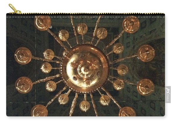 St John The Baptist Church Uglich  Carry-all Pouch