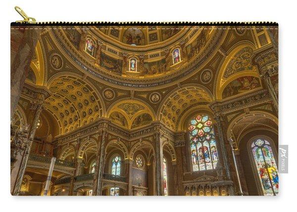 St Josaphat Basilica Milwaukee W I Carry-all Pouch