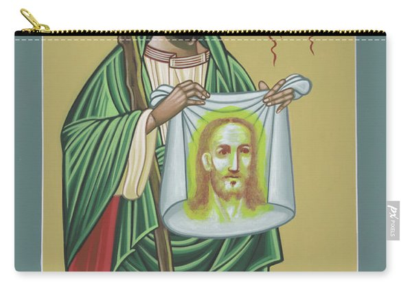 St Jude Patron Of The Impossible 287 Carry-all Pouch
