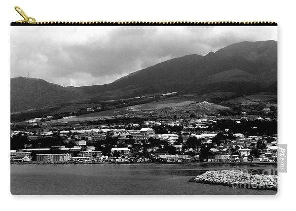 St. Kitts Beautiful Caribbean Island  Carry-all Pouch