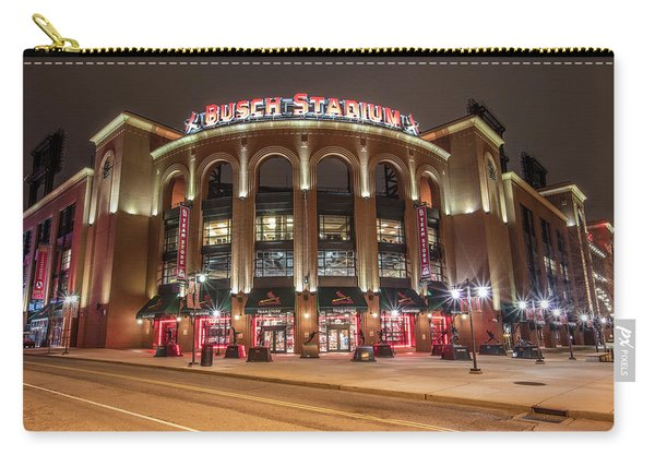 St Louis Busch Stadium  Carry-all Pouch