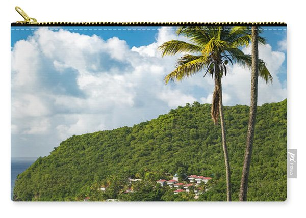 St Lucia - Marigot Bay II Carry-all Pouch