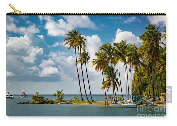 St Lucia - Marigot Bay IIi Carry-all Pouch