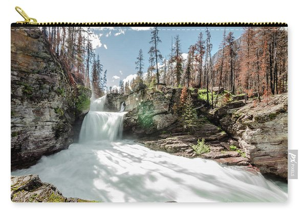 St. Mary Falls Carry-all Pouch