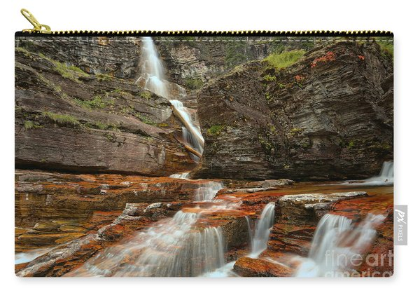 St Mary Red Rock Ledges Carry-all Pouch