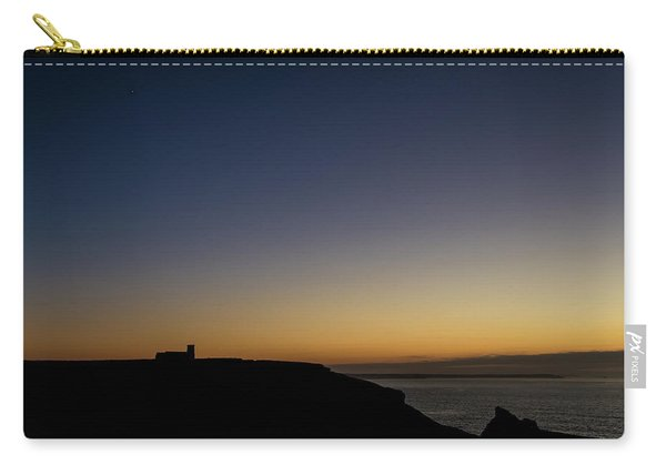 St. Materiana's Church, Tintagel Carry-all Pouch