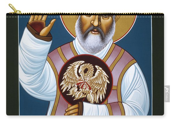 St Padre Pio Mother Pelican 047 Carry-all Pouch