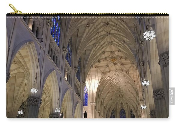 St. Patricks Cathedral Main Interior Carry-all Pouch
