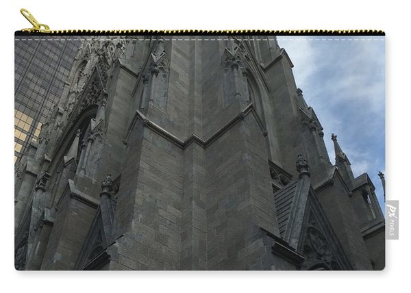 St. Patricks Cathedral Perspective Carry-all Pouch