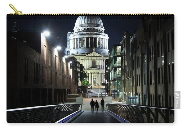 St Paul's Cathedral At Night Carry-all Pouch