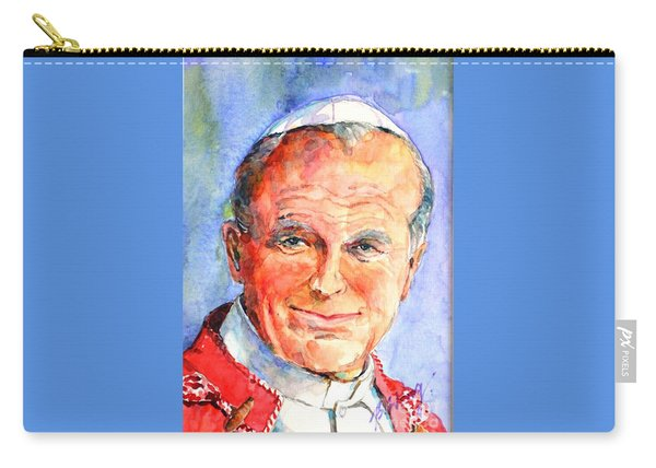 St. Pope Paul John II Carry-all Pouch